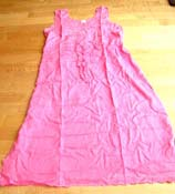 Children clothing store online wholesale rayon stamped dresses, tie